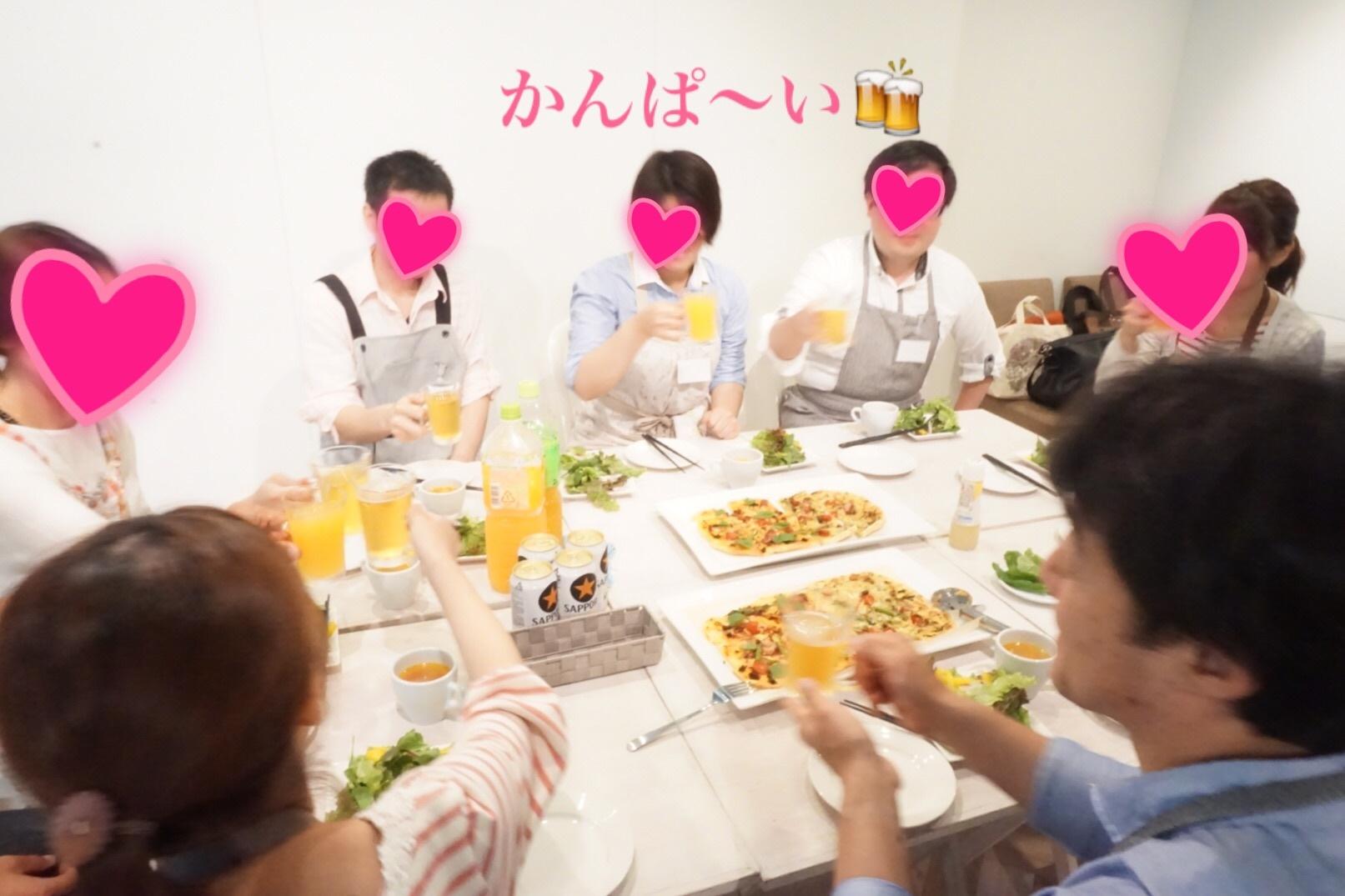 大人気レッスン!恋活Cookingのイメージ